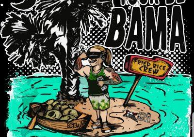 Tour de Bama
