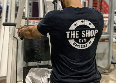 The Shop Gym, Manassas, VA